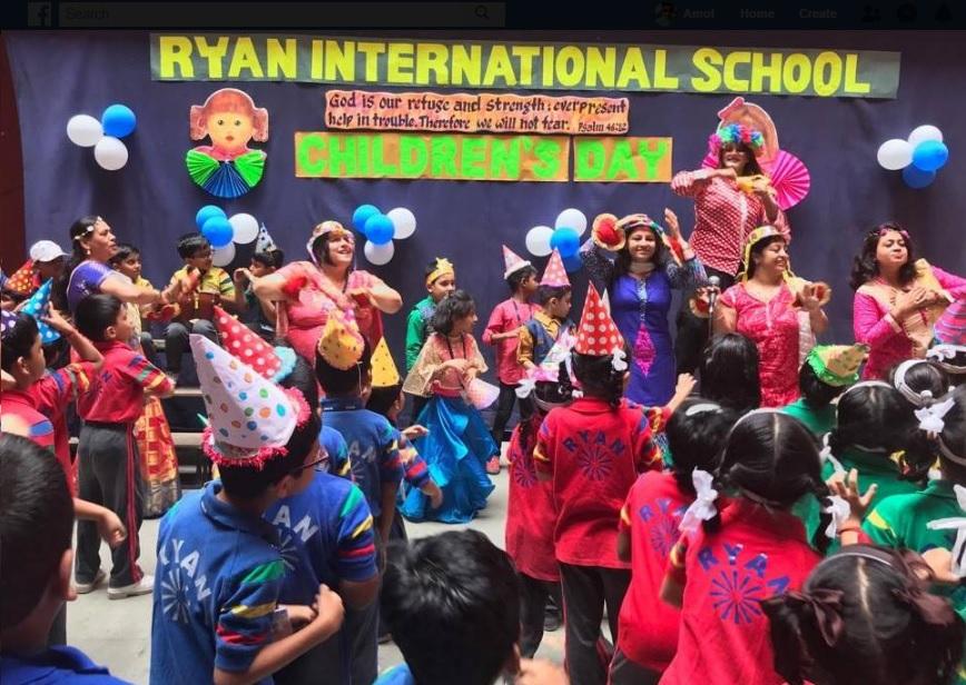 Ryan International School - News & Events