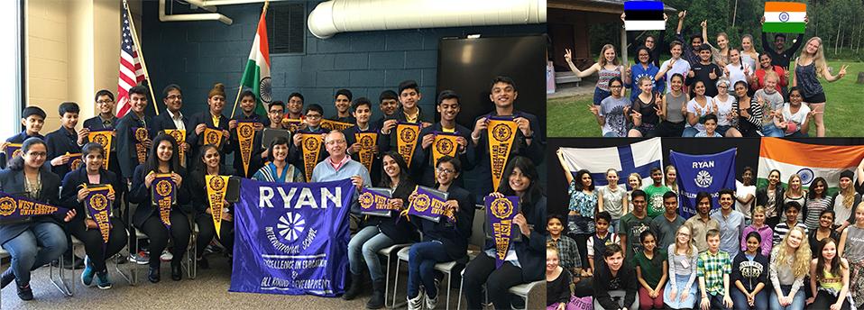 Educational Exchange Programs - Ryan International School