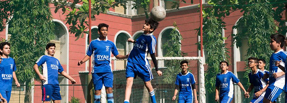 Sports - Ryan Internatinal School