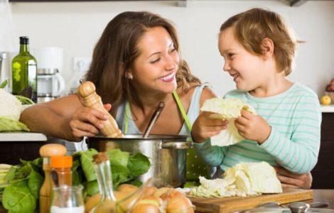 Ryan International School Blog - Healthy & balanced diet for your tiny tots by Pediatric Nutritionist Mrs. Parina Joshi