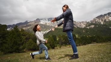 How to raise confident kids?